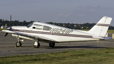 N8248P - Piper PA-24-250 Comanche - Private