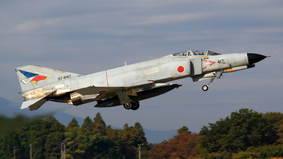 97-8417 - McDonnell Douglas F-4 Phantom II - Japan - Air Self Defence Force (JASDF)