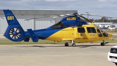 N82MD - Eurocopter AS 365N3 Dauphin - McDermott Aviation