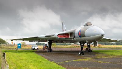 XJ823 - Avro 698 Vulcan B.2 - United Kingdom - Royal Air Force (RAF)