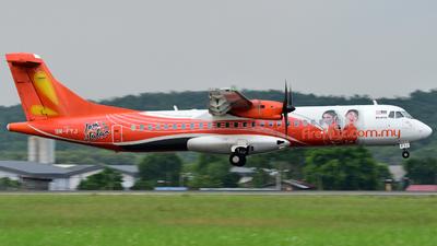 9M-FYJ - ATR 72-212A(500) - Firefly