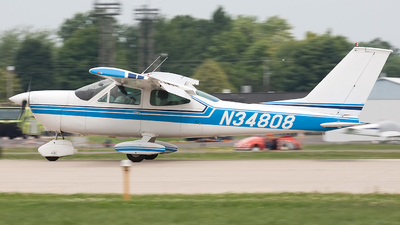 N34808 - Cessna 177B Cardinal - Private