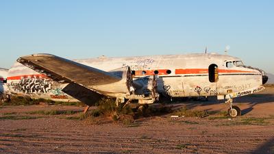 N44910 - Douglas C-54D Skymaster - Untitled