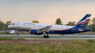 VP-BZP - Airbus A320-214 - Aeroflot