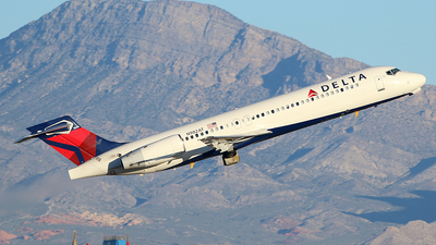 N982AT - Boeing 717-2BD - Delta Air Lines