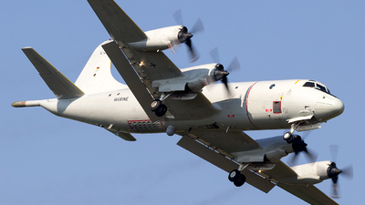 60-08 - Lockheed P-3C Orion - Germany - Navy