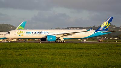 F-HMIL - Airbus A350-1041 - Air Cara�bes Atlantique