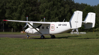 UR-CKQ - Antonov An-28 - Private