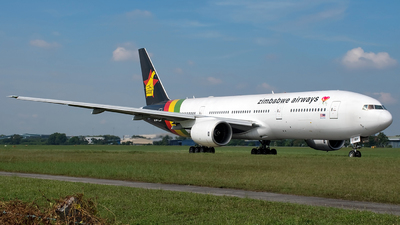 9M-MRP - Boeing 777-2H6(ER) - Zimbabwe Airways