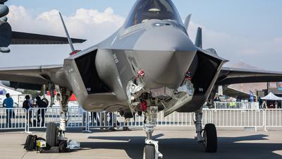 14-5107 - Lockheed Martin F-35A Lightning II - United States - US Air Force (USAF)