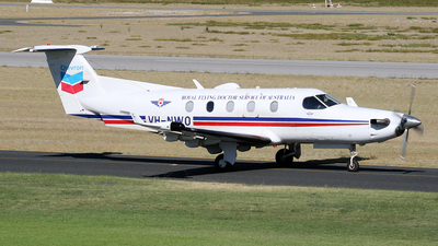 VH-NWO - Pilatus PC-12 - Royal Flying Doctor Service of Australia (Western Operations)
