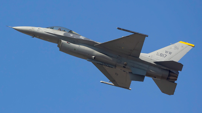 90-0817 - General Dynamics F-16C Fighting Falcon - United States - US Air Force (USAF)