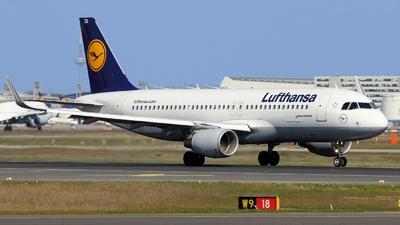 D-AIZQ - Airbus A320-214 - Lufthansa