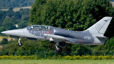4701 - Aero L-39ZA Albatros - Slovakia - Air Force