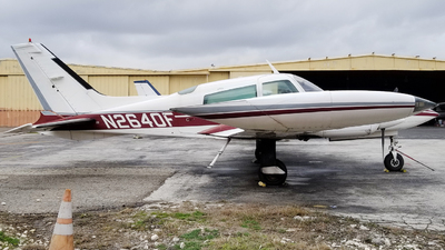 N2640F - Cessna 310R - Private
