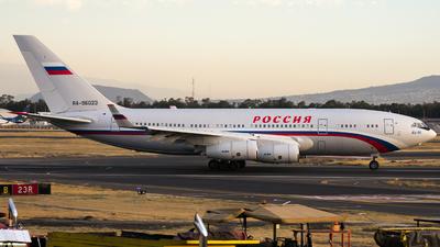 A picture of RA96023 - Ilyushin Il96300 -  - © Jaime K Morales