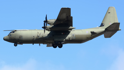 ZH878 - Lockheed Martin Hercules C.4 - United Kingdom - Royal Air Force (RAF)