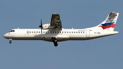A picture of SXONE - ATR 72500 - Sky Express - © Julian Azeroth