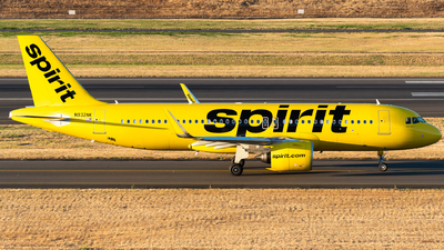 A picture of N932NK - Airbus A320271N - Spirit Airlines - © Nick Sheeder