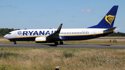 9H-QDZ - Boeing 737-8AS - Ryanair (Malta Air)