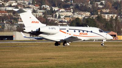 D-BFIL - Embraer EMB-545 Legacy 450  - Atlas Air Service