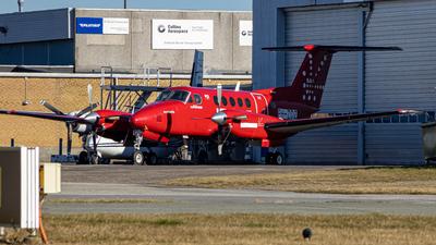 PH-ZDZ - Beechcraft B200 Super King Air - Air Greenland