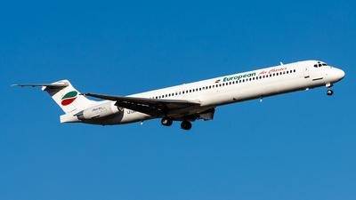 LZ-LDW - McDonnell Douglas MD-82 - European Air Charter (EAC)