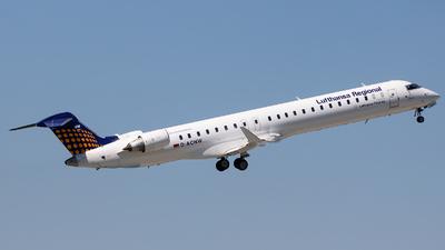 D-ACNW - Bombardier CRJ-900 - Lufthansa Regional (CityLine)