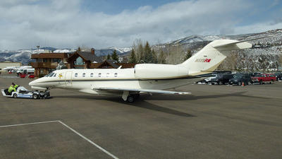 N119RM - Cessna 750 Citation X - Private