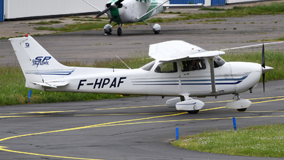 F-HPAF - Cessna 172S Skyhawk SP - Private