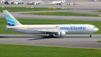 CS-TLO - Boeing 767-383(ER) - EuroAtlantic Airways