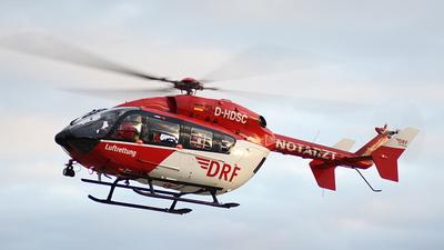 D-HDSC - MBB BK117C-2 - DRF Luftrettung