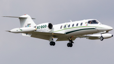 XC-DGO - Bombardier Learjet 35A - Mexico - Government