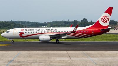 B-1480 - Boeing 737-86W - Fuzhou Airlines