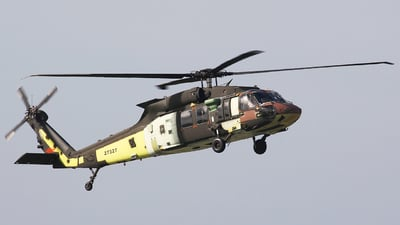 27327 - Sikorsky UH-60M Blackhawk - Saudi Arabia - National Guard