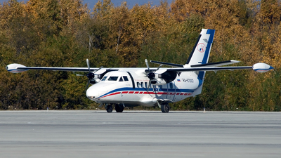 RA-67007 - Let L-410UVP-E20 Turbolet - Petropavlovsk-Kamchatskoe Aviation Enterprise