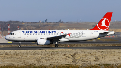 A picture of TCJPK - Airbus A320232 - Turkish Airlines - © Ömür Sadikoglu
