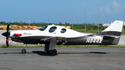 N844X - Lancair Evolution - Private