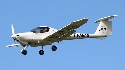C-FMMX - Diamond DA-20-C1 Eclipse - iFly College
