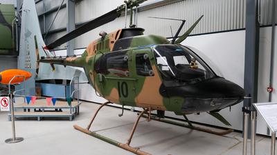 A17-010 - Bell OH-58 Kiowa - Australia - Army