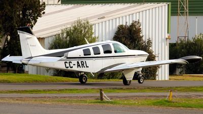 CC-ARL - Beechcraft A36 Bonanza - Private
