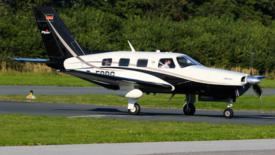 D-EBBG - Piper PA-46-350P Malibu Mirage - Private
