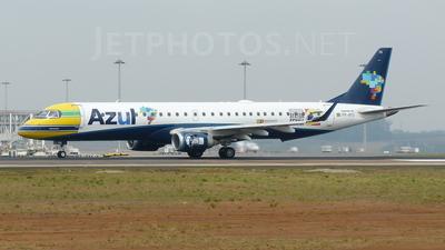 PR-AYU - Embraer 190-200IGW - Azul Linhas Aéreas Brasileiras