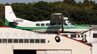 JA889D - Cessna 208 Caravan - Kyoritsu Air