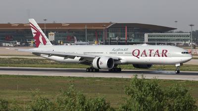 A7-BAC - Boeing 777-3DZER - Qatar Airways