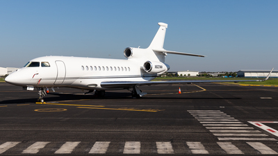 N621MM - Dassault Falcon 7X - Private