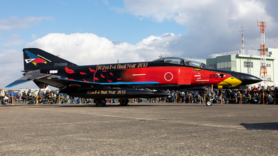 77-8399 - McDonnell Douglas F-4EJ Kai - Japan - Air Self Defence Force (JASDF)