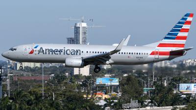 N811NN - Boeing 737-823 - American Airlines