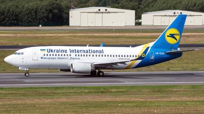 UR-GAN - Boeing 737-36N - Ukraine International Airlines
