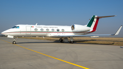 3915 - Gulfstream G450 - Mexico - Air Force